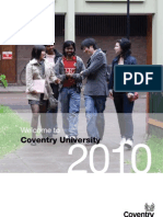 International Student Welcome Brochure