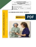 DOC (8)-La Comunicación Con El Paciente