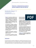 Los Incidentes Críticos en La Formación evaluación de Competencias Docentes