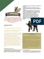 V-Commandos Règles 1.33 FR