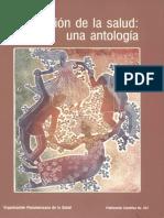 Promocion de La Salud Una Antologia