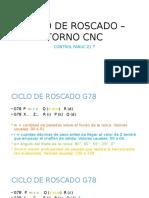 CICLO DE ROSCADO.pptx