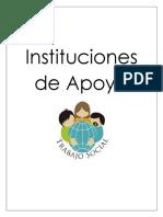 Guía de Instituciones de trabajo social