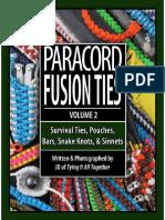 Paracord Fusion Ties (2013) [Vol. 02] (1) (1)