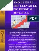 YUGO DESDE SU JUVENTUD