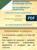 9 ECOLOGIA II P ESTABILIDAD SUCESION Y DIVERSIDAD.ppt