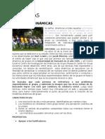 Informe  Dinamicas