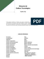 9 - Glosario de Tecnologia