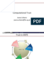 Computational Trust