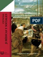 Métodos Alternativos de Solución de Conflictos