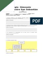 p.a.p. -2p- Biologia Sexto