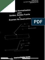 AWS A2.4-93 (Español)