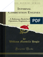 Internal Combustion Engines 1000007543