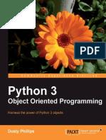 Python 3 Orientado a Objeto