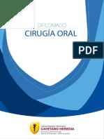 Dip.cirugia Oral