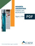 Minería Argentina Todas Las Respuestas Agua y Minería