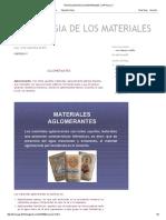 Tecnologia de Los Materiales_ Capitulo V