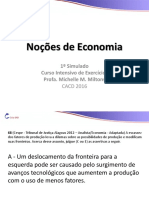 Economia-simulado-2016 Ciclo EAD