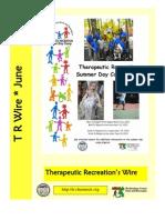 Therapeutic Recreation Wire June 2010