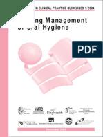 Nursing Management of Oral Hygiene