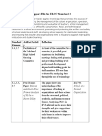 elcc support file standard 3