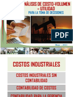Costos Industriales Para La Toma de Decisiones