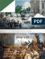 Belgian Revolution Ppt