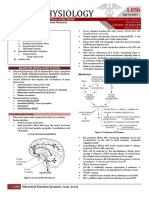 Physiology 1.05b Subcortical Functions