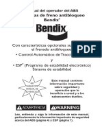 Bendix Manual Del Operador Del ABS