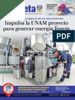 Gaceta Unam 090616