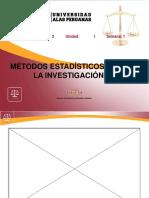 Metodos Estadisticos Para La Investigacion