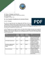 LongBeach FINAL DraftExpenditurePlanRequests 6-7-16