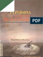 La Persona y El Mundo de Su Experiencia(Daniel Herrera(1))