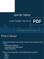 Apache Sqoop