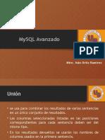 3 MySQL Avanazado