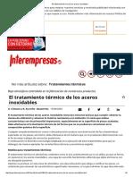 El tratamiento térmico de los aceros inoxidables -.pdf