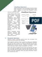 Definisi Dan Klasifikasi Hipertensi2a