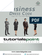 Business Dress Code Tutorial
