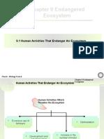 Chapter 9 Endangered Ecosystem.ppt