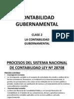 Clase 2 - Contabilidad Gubernamental (2016)