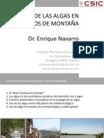 Curso Flora Pireneos Navarro 2009