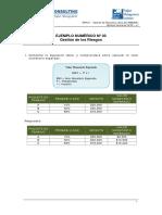 Curso PMI - Costos - Ejemplo 3