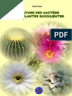 La Culture Des Cactees Et Des Plantes Succulentes