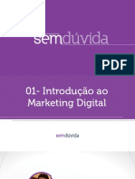 Introdução ao Marketing Digital - Módulo 1