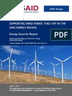 SARIE Wind ESQ Report 07 April 2011 v01