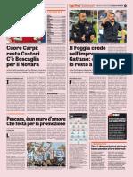 La Gazzetta dello Sport 12-06-2016 - Calcio Lega Pro