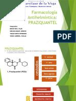 Farmacología Antihelmintica