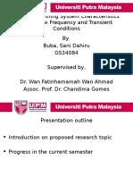 PhD Sem_1 Progress Presentation