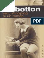 Alain de Botton-Sex, Shopping Si Un Roman-Humanitas