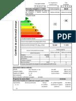 CERTIFICAT Model Predare